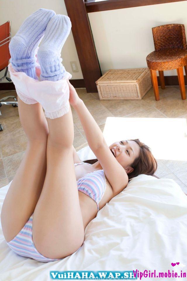 ảnh bikini cực trắng xinh đẹp của teen Nhật Bản