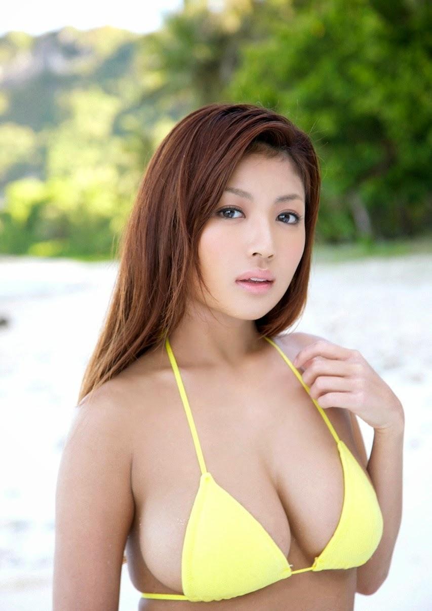 ẢNH GIRL xinh SEXY nội y ngực to nhật bản