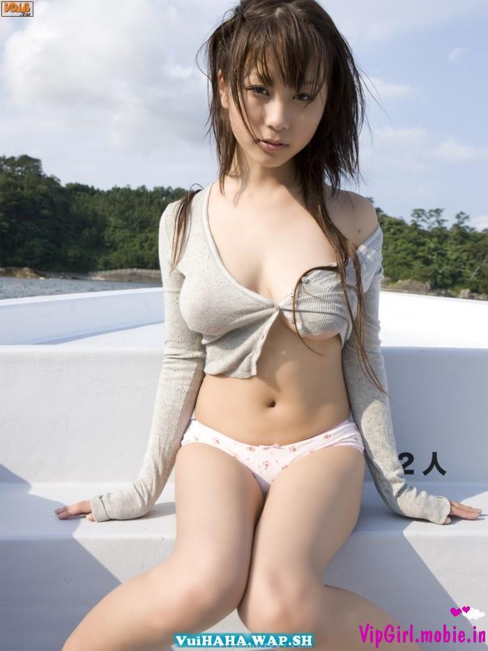 bikini Nhật siêu mỏng vếu siêu bự cực sexy