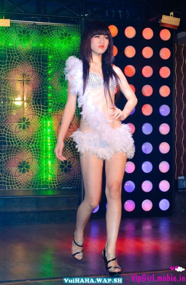Dàn chân dài trình diễn bikini thời trang p2|raw