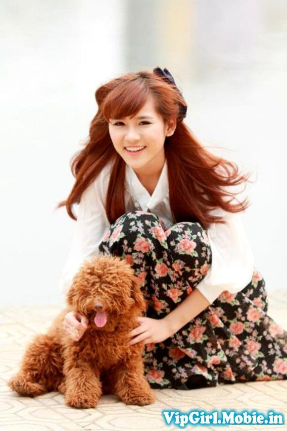 Điểm danh những hot girl kute dễ thương nhất Việt Nam