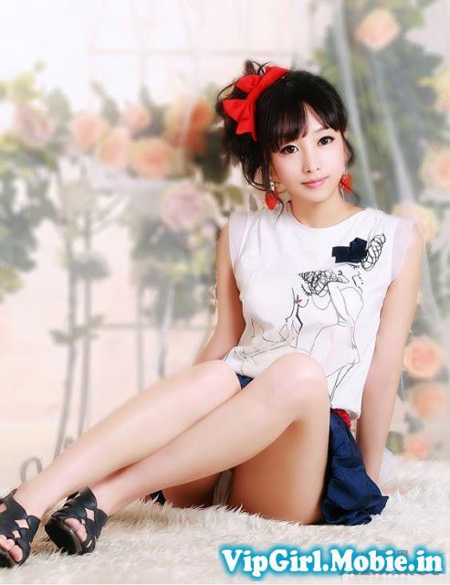 Gái xinh China baby ngực đẹp sexy