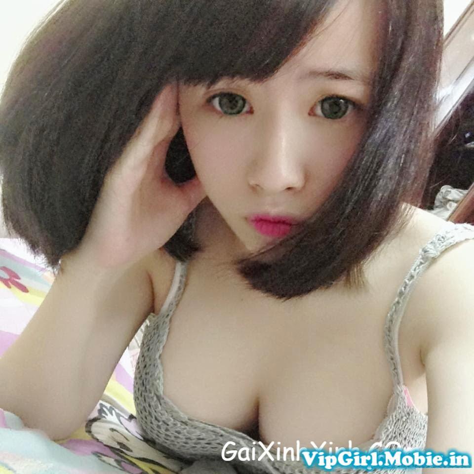 Gái xinh dễ thương Việt Nam vếu đẹp