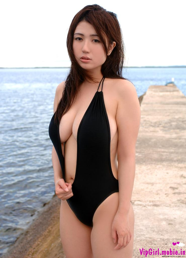 gái xinh sexy bikini nhật bản trắng đẹp ngực cực khủng