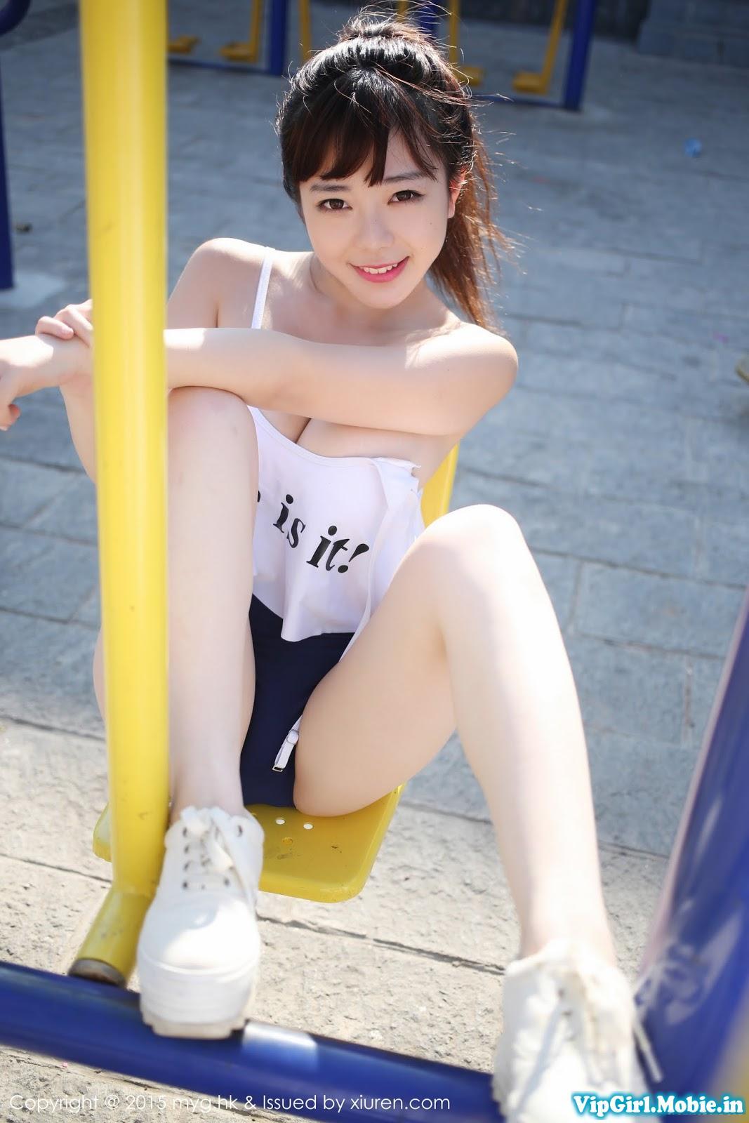 Gái Xinh Sexy Bikini Trung Quốc Ngực Khủng Mặt Siêu Dễ Thương p3