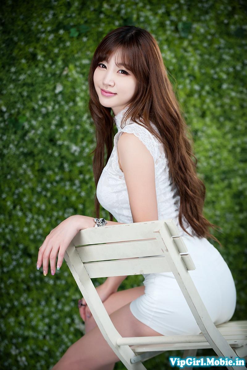 Girl Korea Hong Ji Yeon xinh đẹp quyến rũ|raw