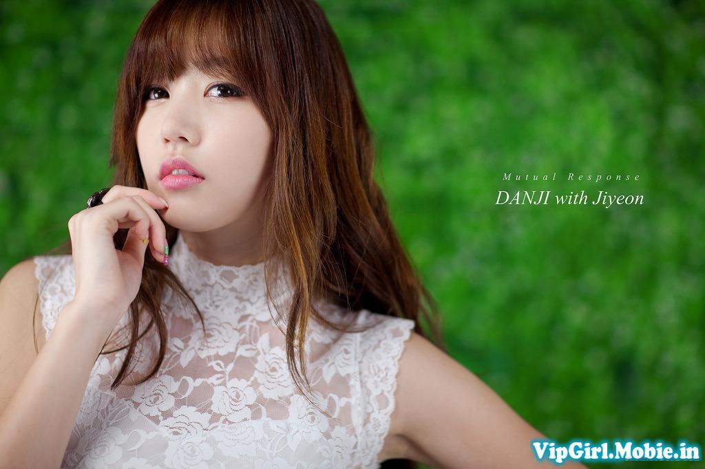 Girl Korea Hong Ji Yeon xinh đẹp quyến rũ