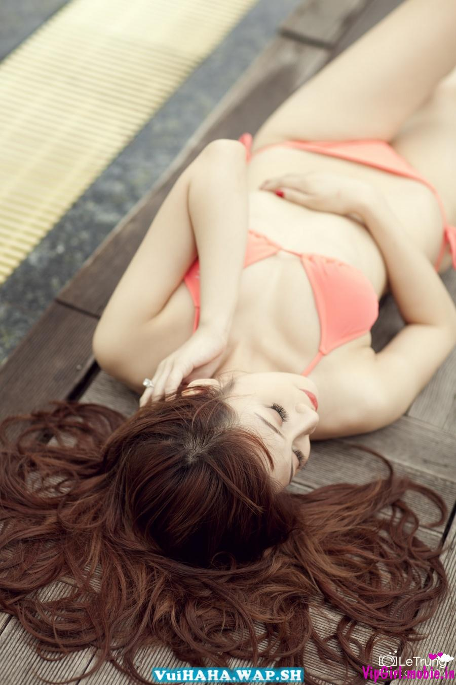 girl sexy việt nam cực nóng bỏng với bikini thật đã