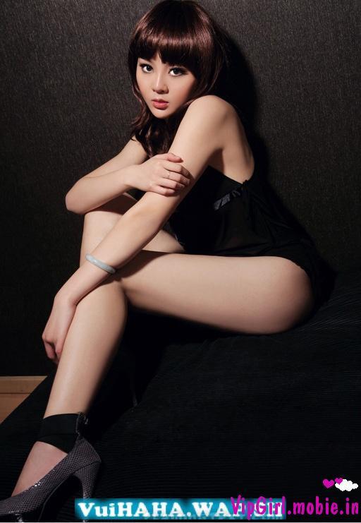 girl trung quốc cực sexy với đồ ngủ siêu mỏng gợi cảm