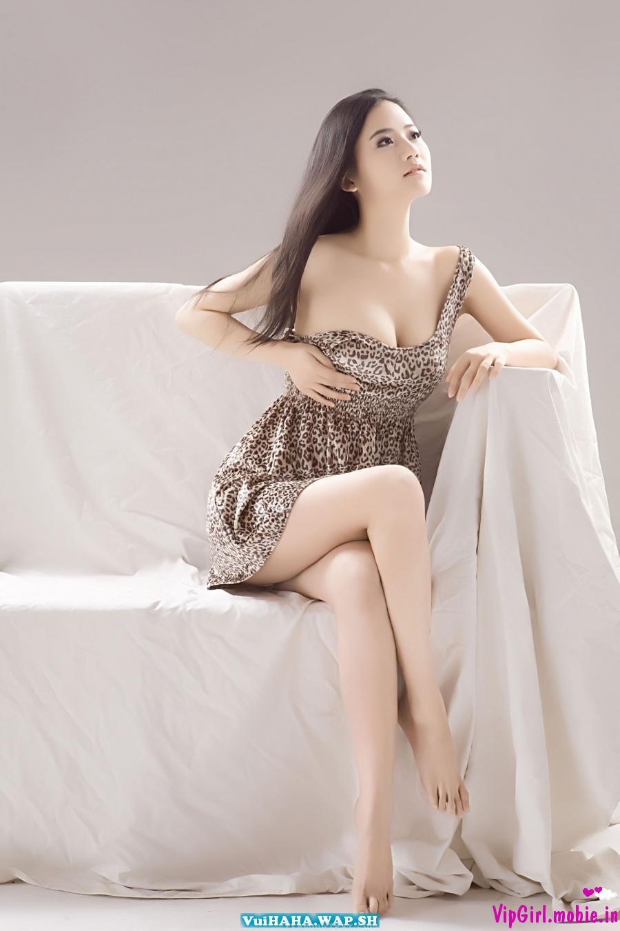 girl việt chân dài trắng xinh cực sexy
