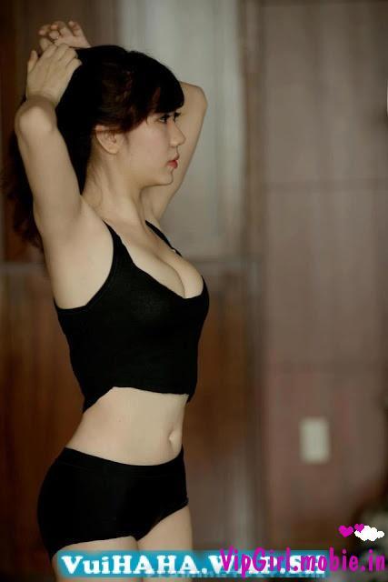 girl việt mặt vừa xinh vếu vừa đẹp sexy p2