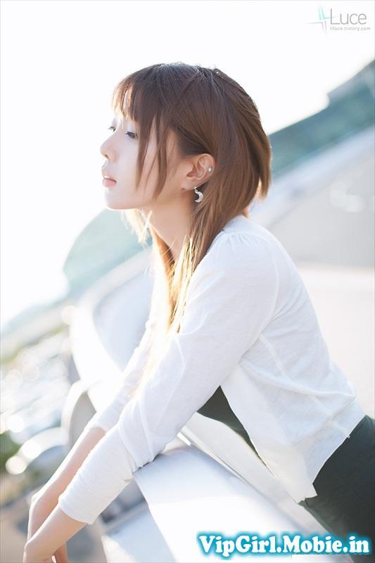 Girl xinh Hàn Quốc dễ thương quá ae ơi