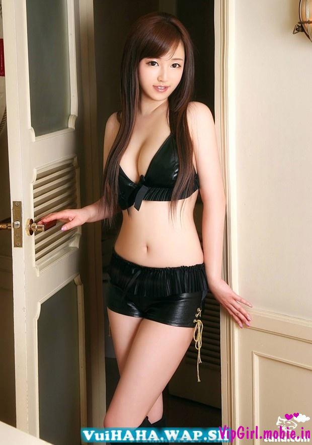 girl xinh sexy trung quốc cực gợi cảm với váy ngủ và bikini siêu mỏng