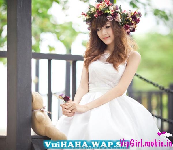 Hot girl Việt xinh đẹp dễ thương như công chúa p2|raw