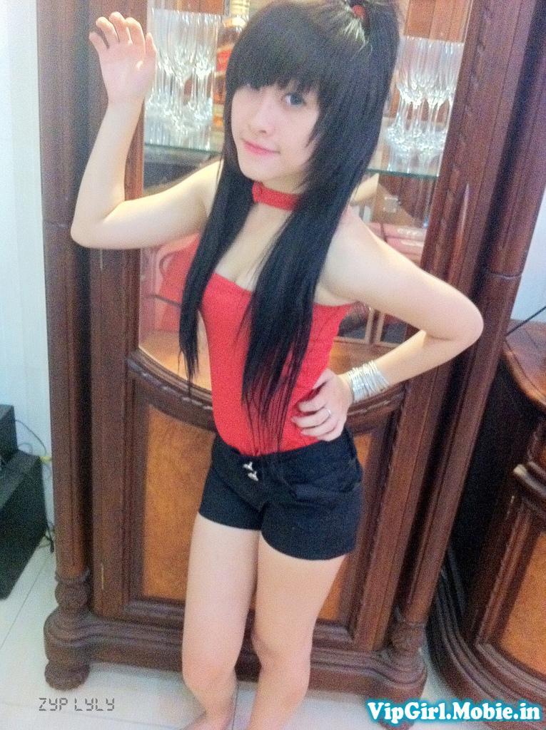 Hot Girl Zýp LyLy xinh xinh
